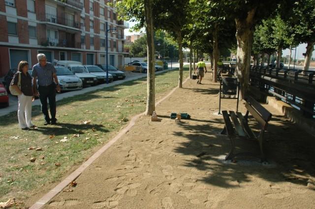 L 39 Ajuntament Instal La Mobiliari Urb A L 39 Avinguda Del